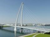 Tp.HCM: Xây cầu Thủ Thiêm 4 kết nối hai khu đô thị mới